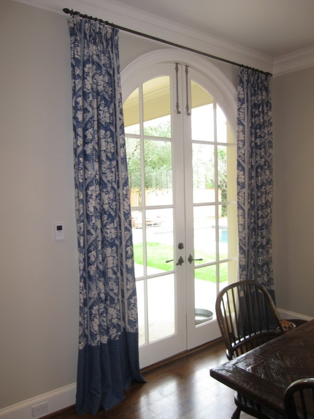 Custom Curtain Rods Dallas