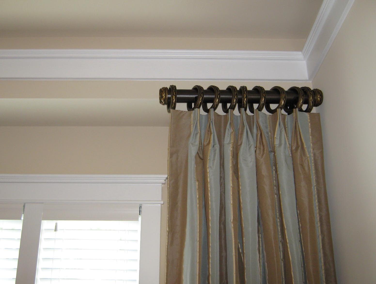 Custom Curtain Rods Las Vegas
