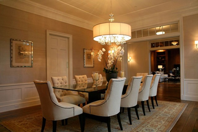 Dining Room Chandelier Rustic