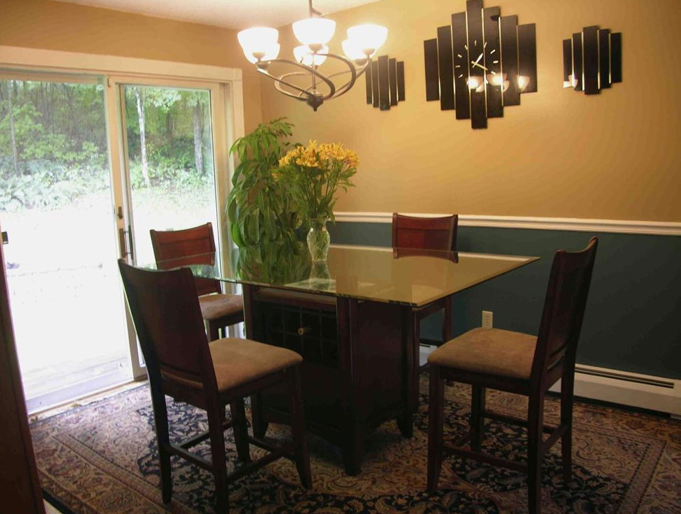 Dining Room Lighting Without Chandelier