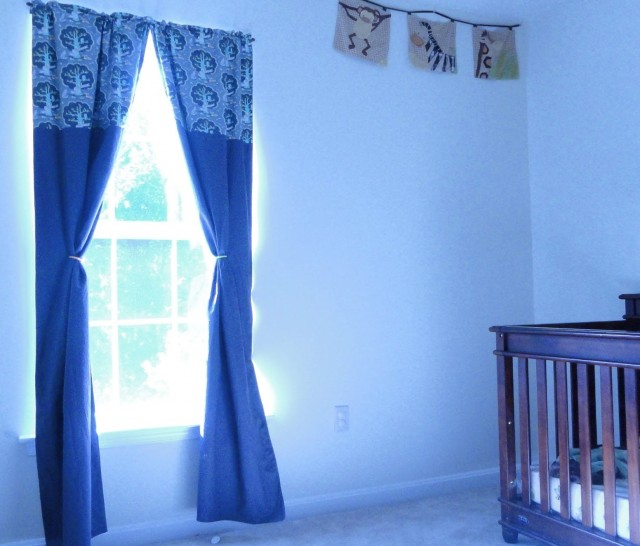 Diy Blackout Curtains For Nursery