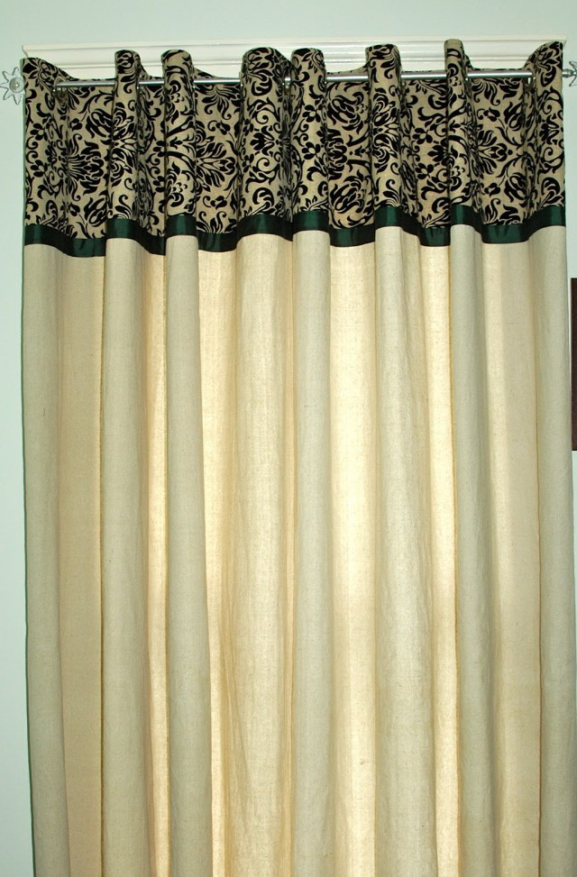 Diy Curtains With Grommets