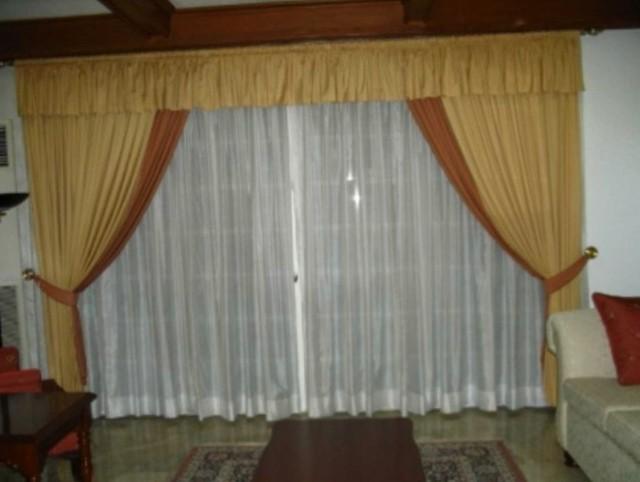Dormer Window Curtain Rods