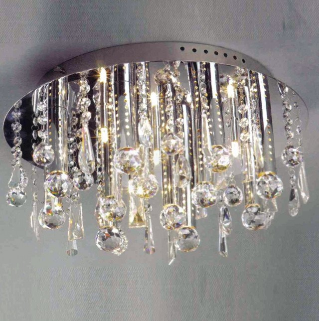 Flush Mount Chandeliers Sale