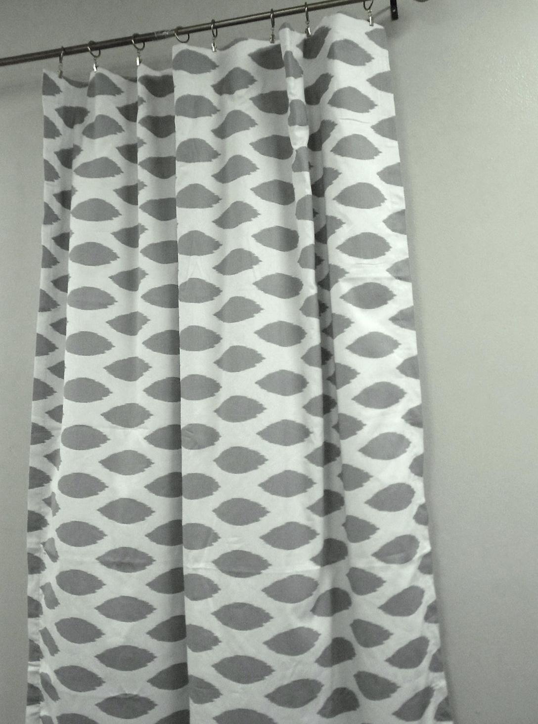 Gray Blackout Curtains Nursery