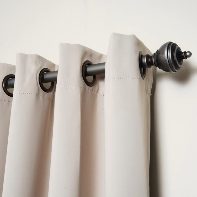 Grommet Top Curtains 84