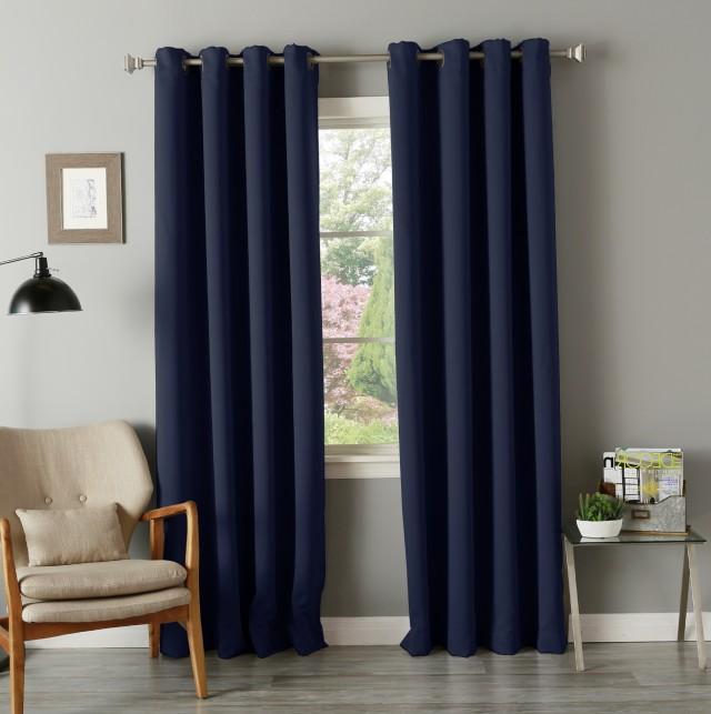 Grommet Top Curtains 95