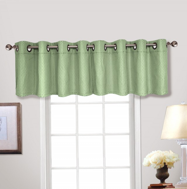 Grommet Top Curtains And Valances