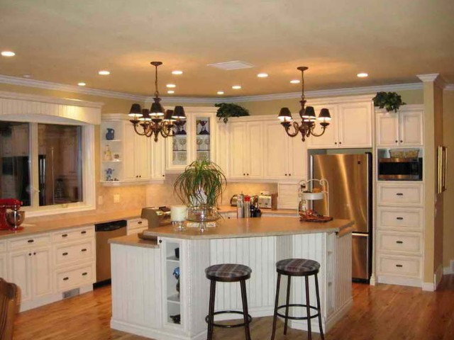 Kitchen Chandelier Lighting Ideas