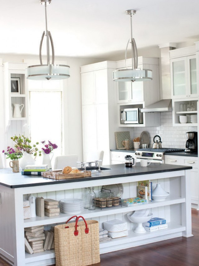 Kitchen Island Chandelier Lighting