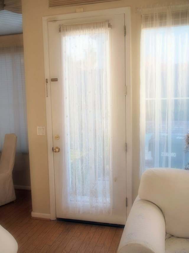 Lace Curtains For French Doors