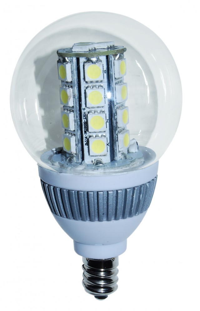 Led Chandelier Bulbs E12