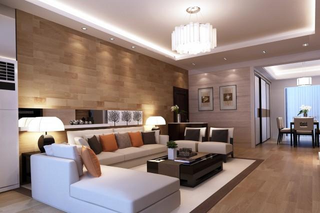 Living Room Crystal Chandeliers