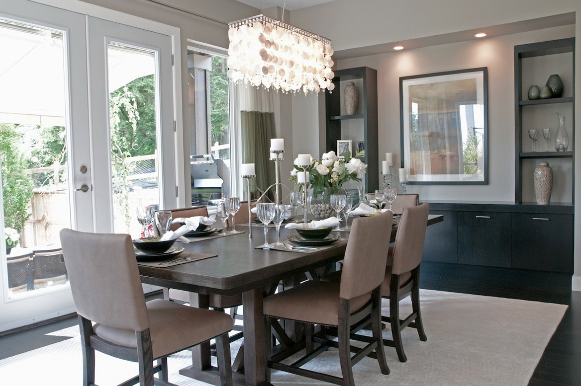 Modern Chandelier For Dining Room