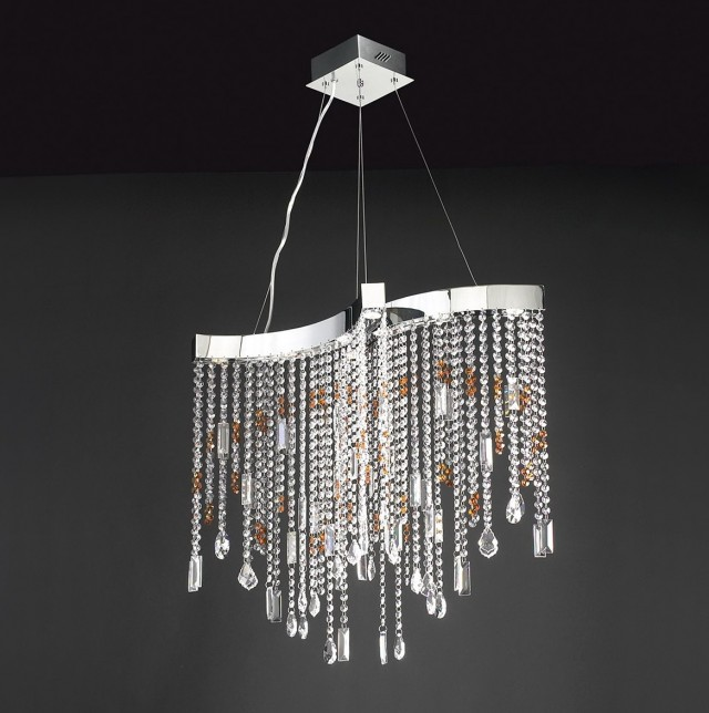Modern Crystal Chandeliers Discount