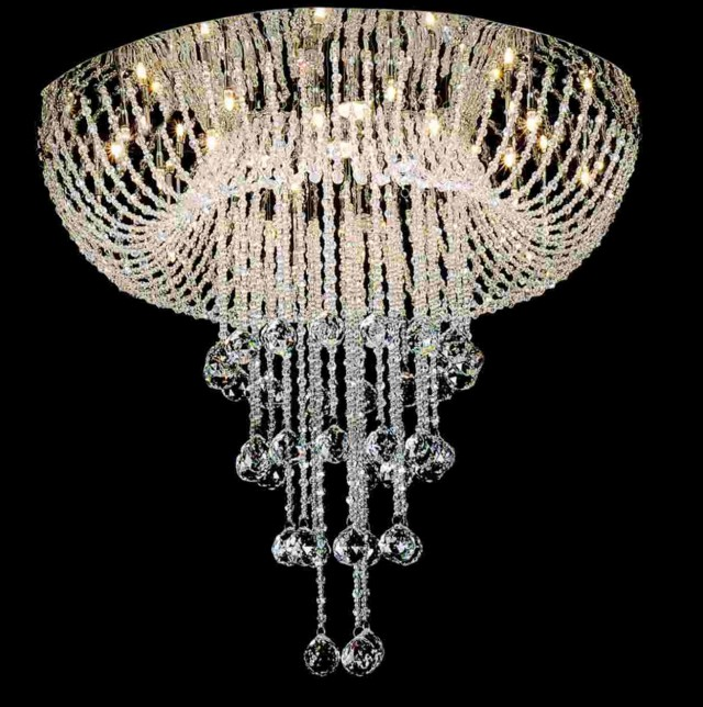 Modern Crystal Chandeliers On Sale