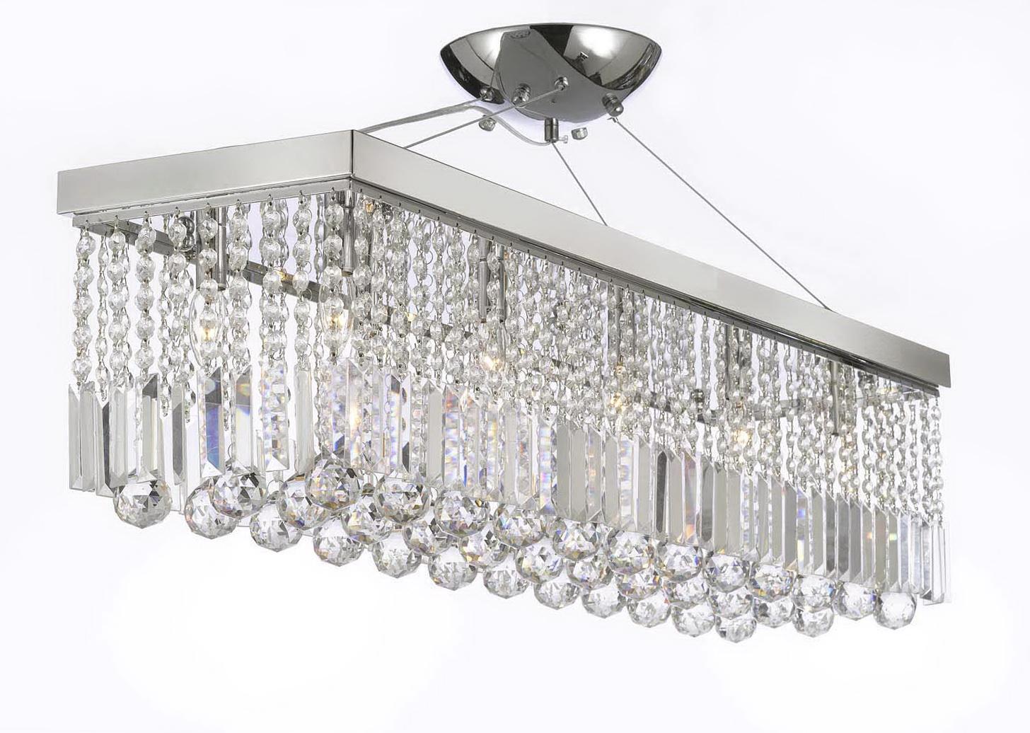 Modern Led Crystal Chandelier
