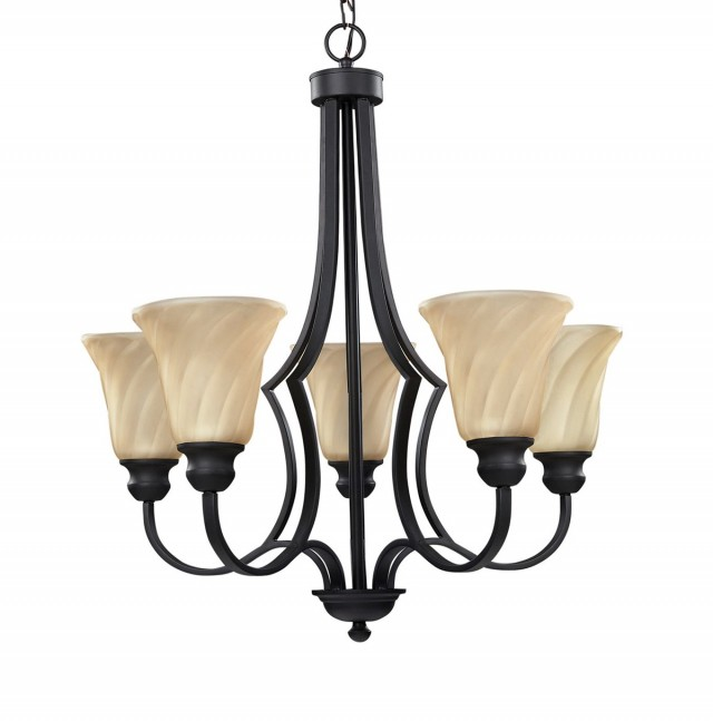 Oil Rubbed Bronze Chandelier Lighting