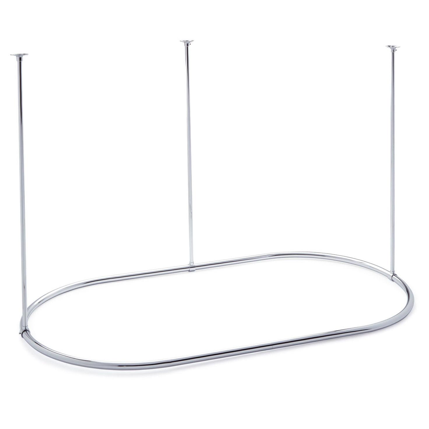 Oval Shower Curtain Rod Australia