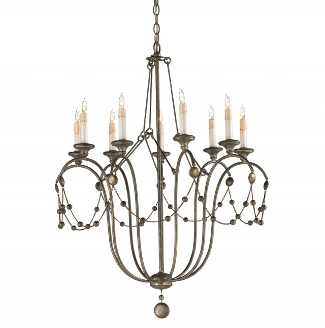 Portfolio 9 Light Chandelier