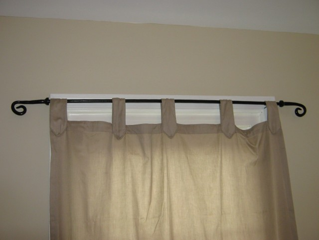 Pottery Barn Curtain Rods Review