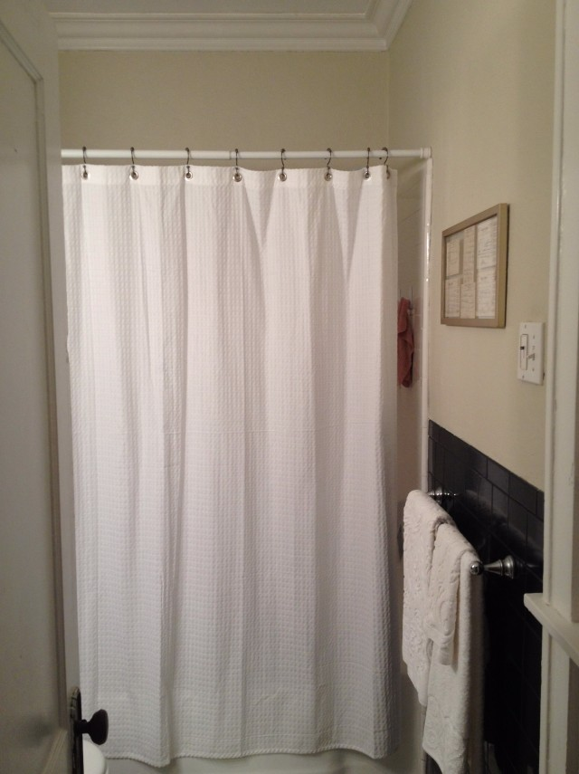 Restoration Hardware Shower Curtain Hooks