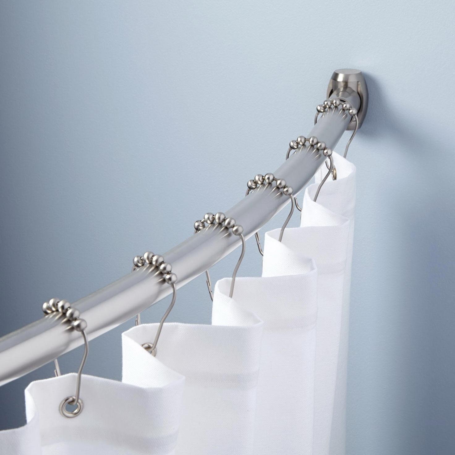 Restoration Hardware Shower Curtain Rod