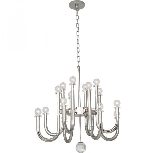 Robert Abbey Lighting Chandelier