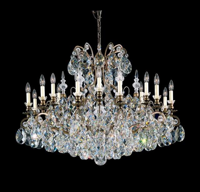 Schonbek Crystal Chandelier Ebay