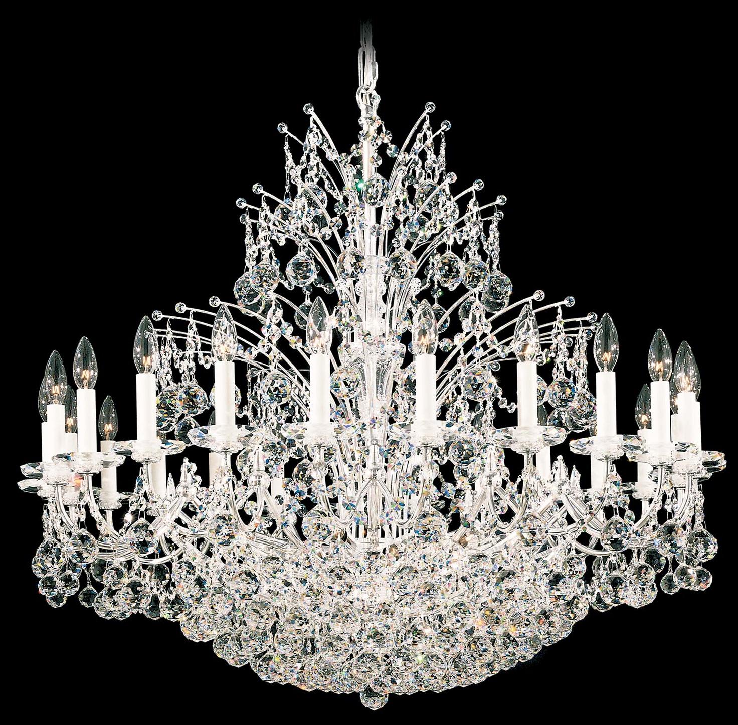 Schonbek Crystal Chandelier Prices