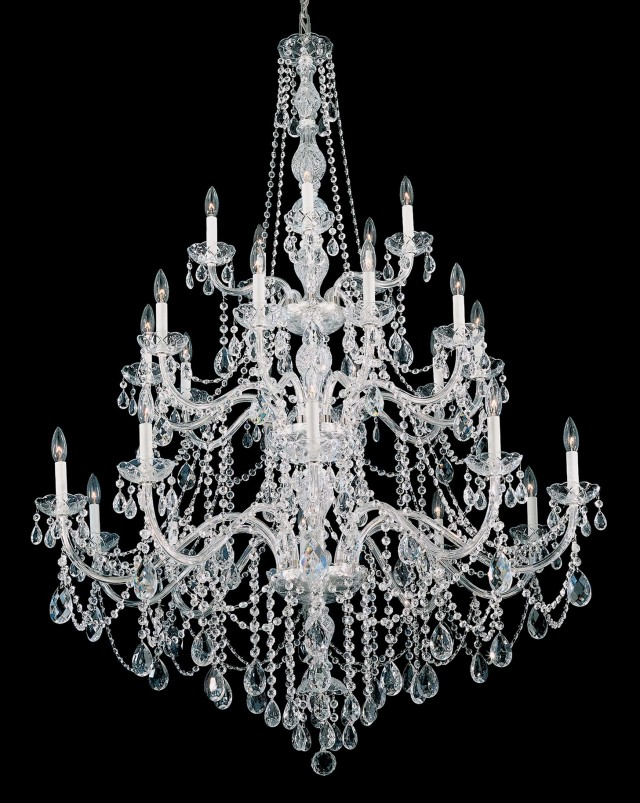 Schonbek Crystal Chandelier Replacement Parts