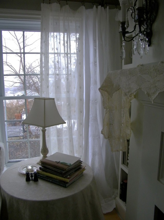 Sheer Linen Curtains Australia