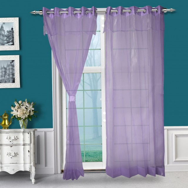 Sheer Linen Curtains Nz
