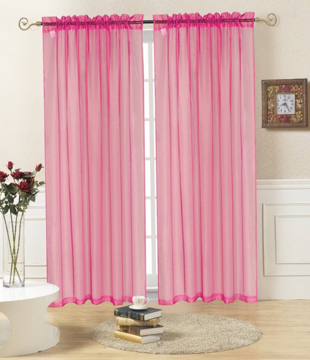 Sheer Linen Curtains Uk