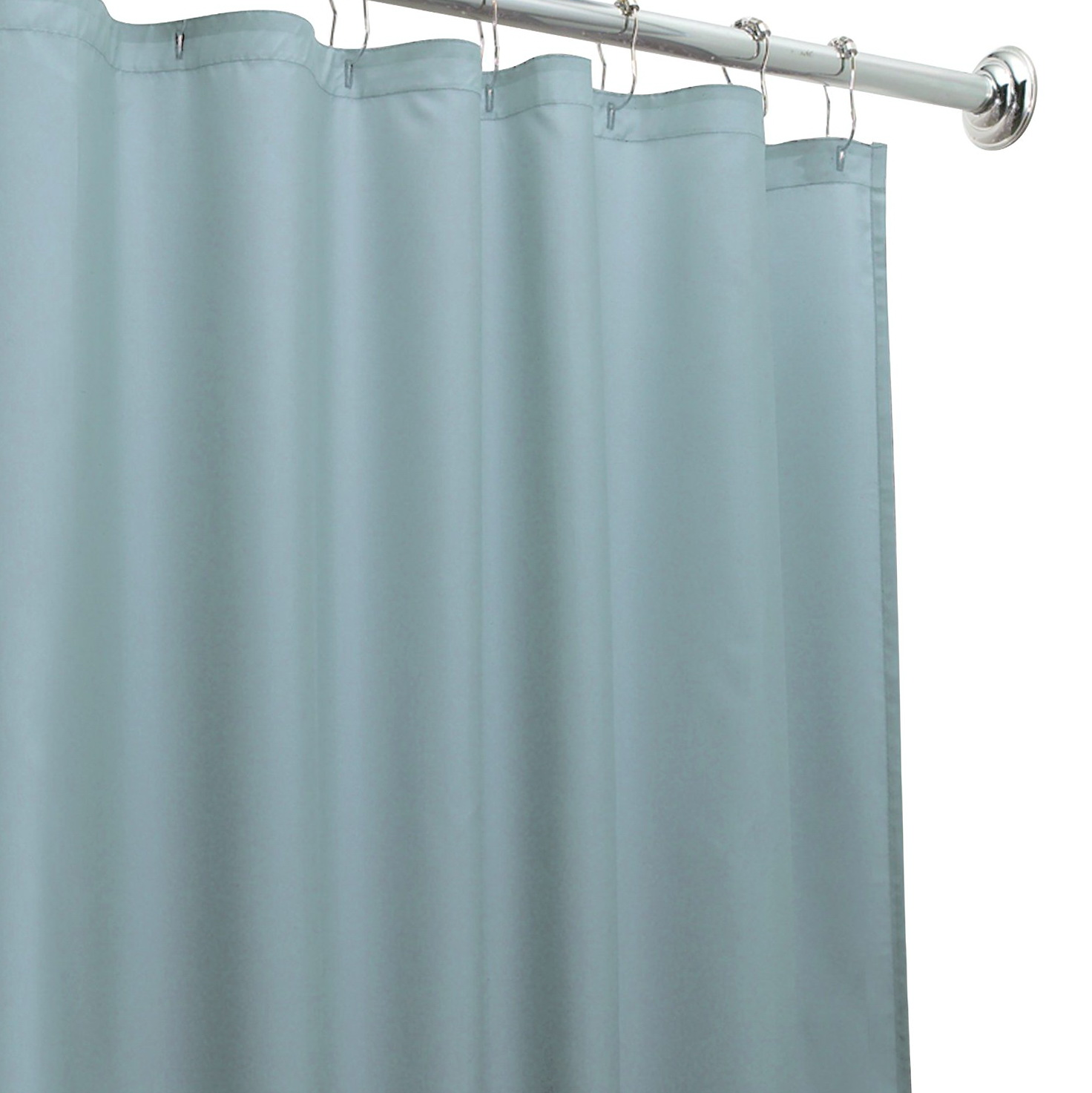 Shower Curtain Liners With Pockets