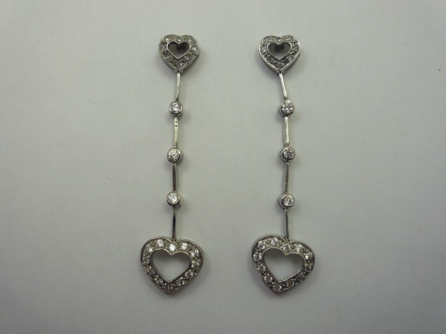 Silver Chandelier Earrings Ebay