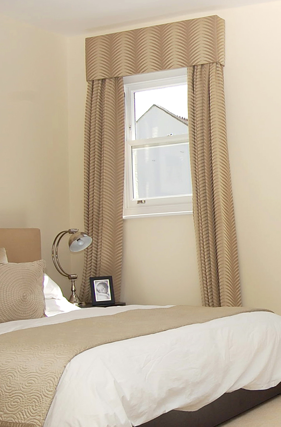 Small Bedroom Window Curtains