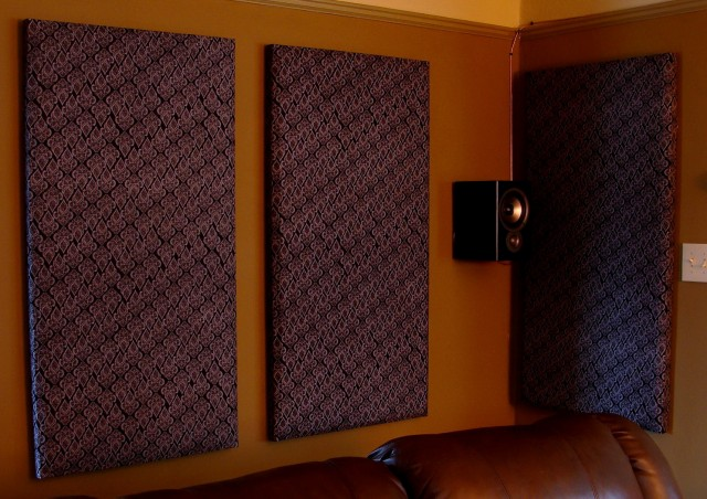 Sound Absorbing Curtains Diy