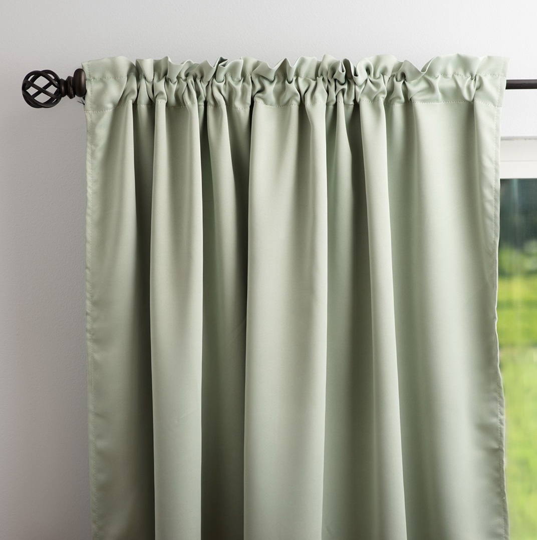 Sound Blocking Curtains Bed Bath And Beyond