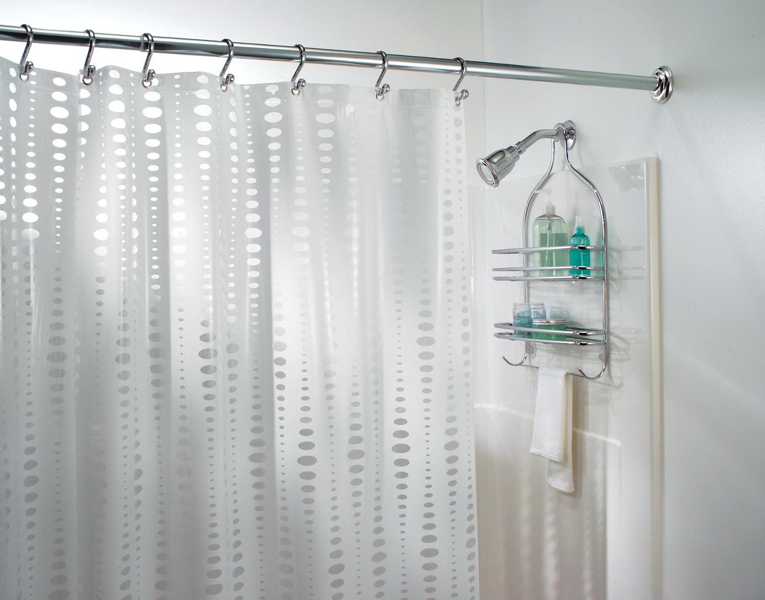 Standard Shower Curtain Length Uk