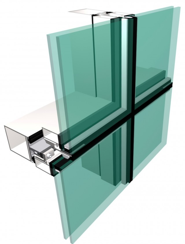 Structural Curtain Wall Systems