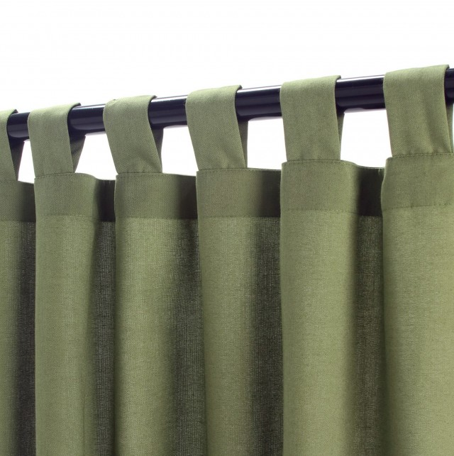 Sunbrella Outdoor Curtains 120