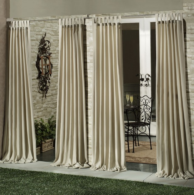 Sunbrella Outdoor Curtains Ebay