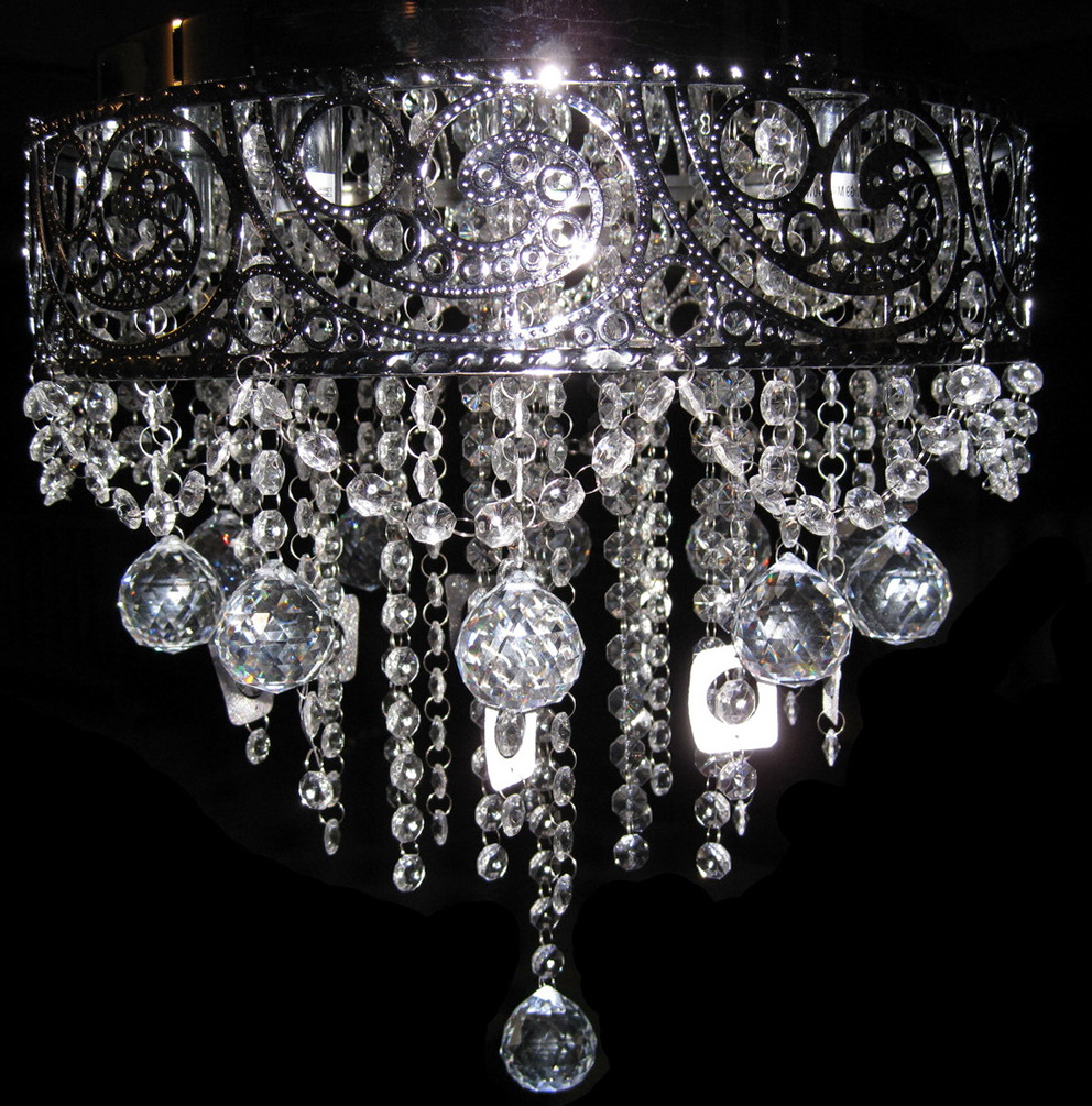 Vintage Chandelier Crystal Jewelry