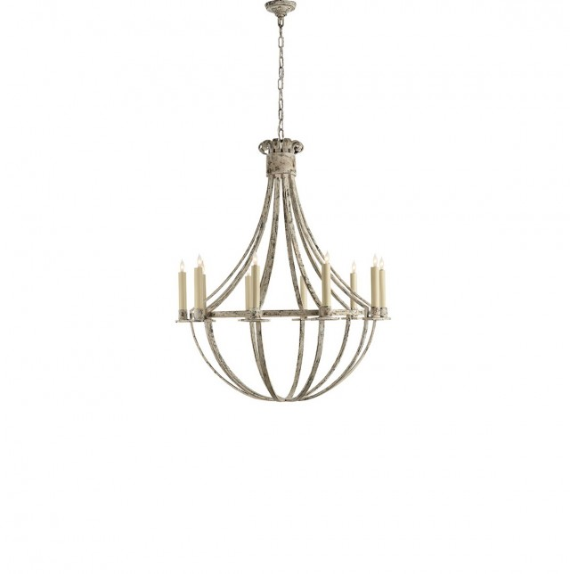 Visual Comfort Flanders Chandelier