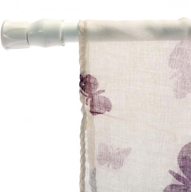 Adjustable Shower Curtain Rod Target