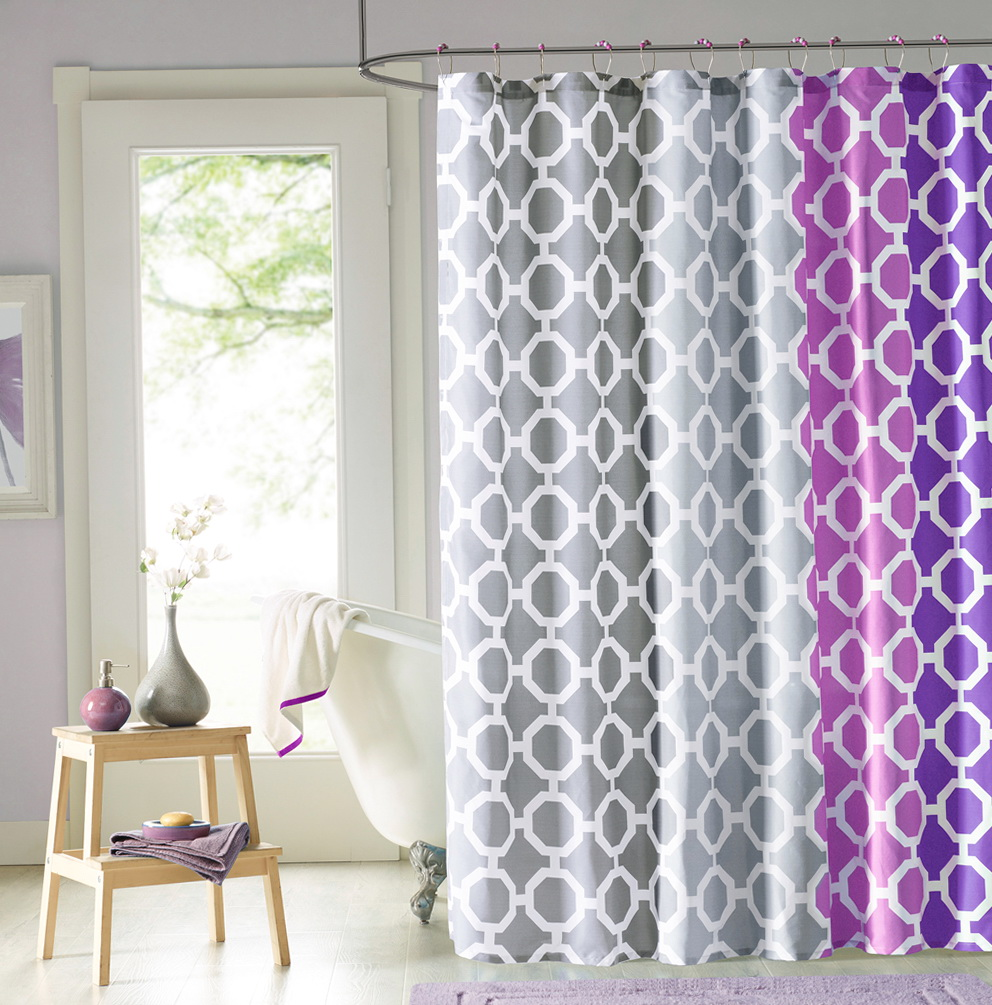 Bathroom Shower Curtain Sets For Cheap