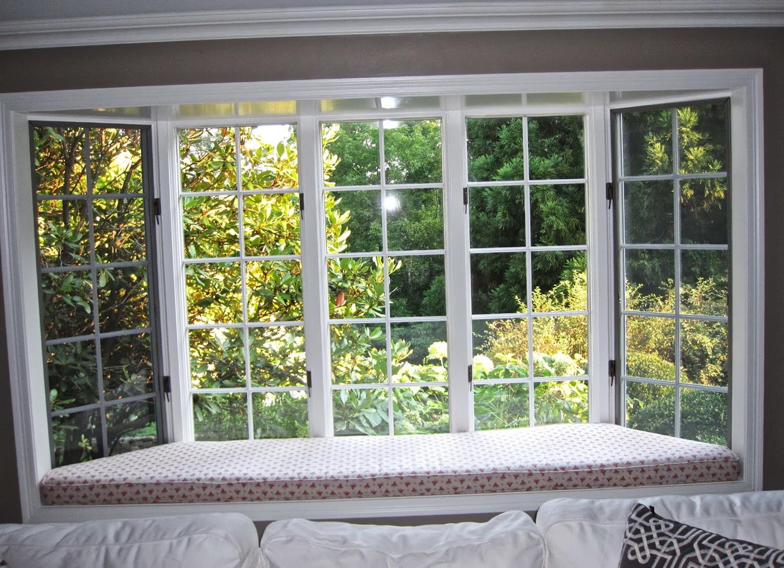 Bay Window Cushions Seats
