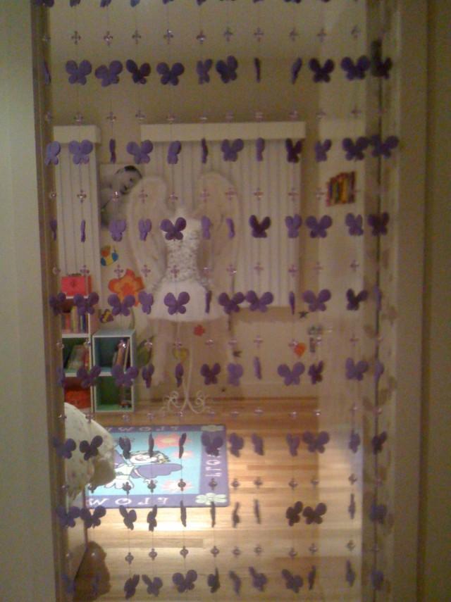 Beaded Door Curtains For Kids
