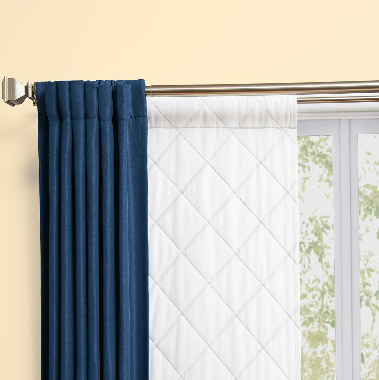 Blackout Curtain Liners Eyelet